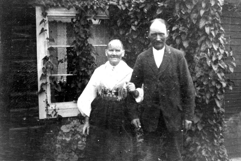 Resar Olof och Anna