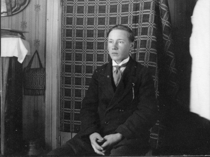 1916 Rull Karl Larsson