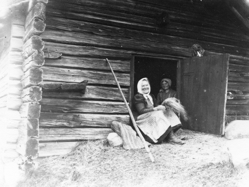 1917 Linberedning