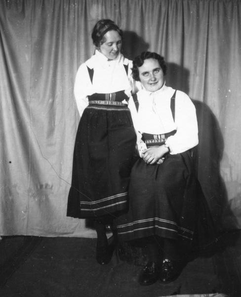 Signe och Maria