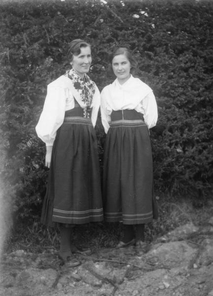 Karin och Margit