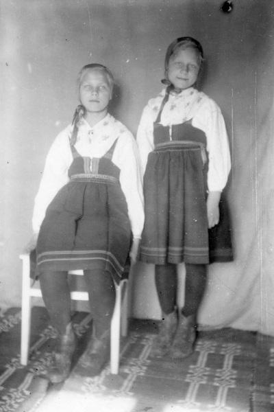 Viola och Elvy