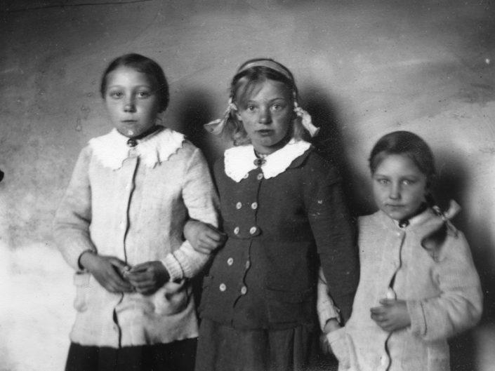 1921 Anna Anna Maria och Karin