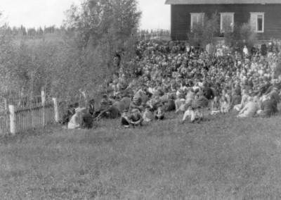 1927 Jubiléet i Nyby