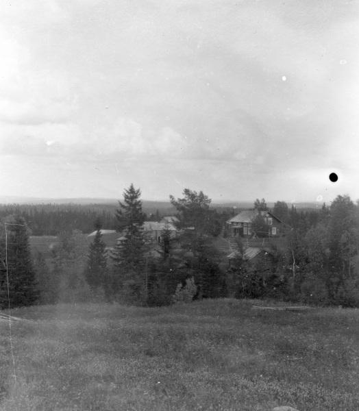 1927 På väg till Nyby