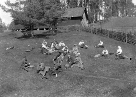 1927 100-års jubiléet i Nyby