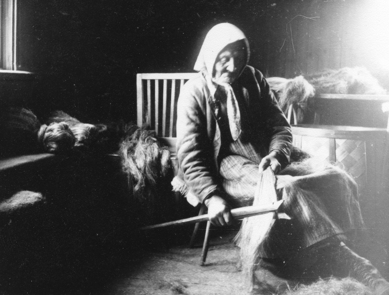 1929 Linet gärmas