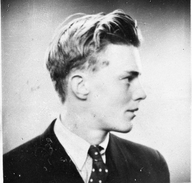 Porträtt i profil