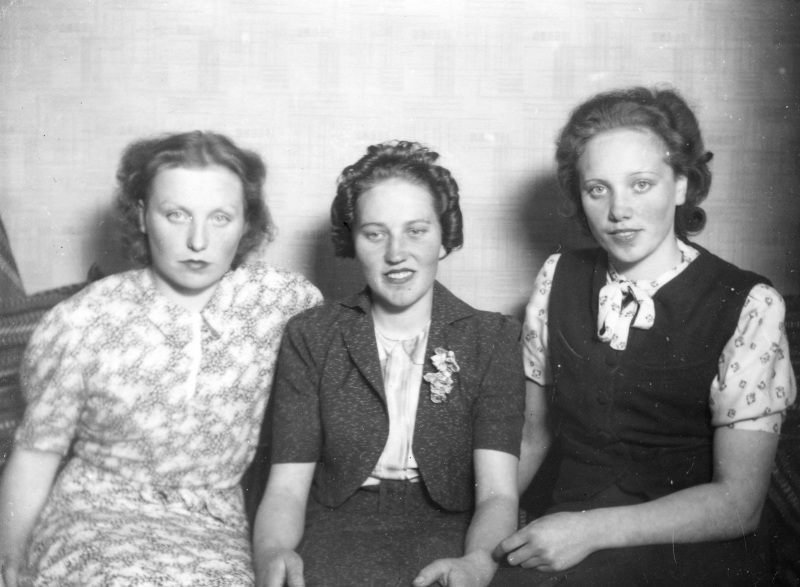 Elsa, Karin och Kerstin