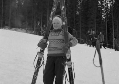 Slalom på berget