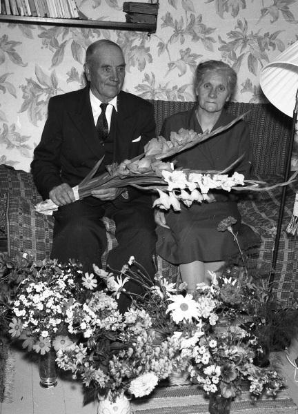 Svarf Lars och Trapp Maria
