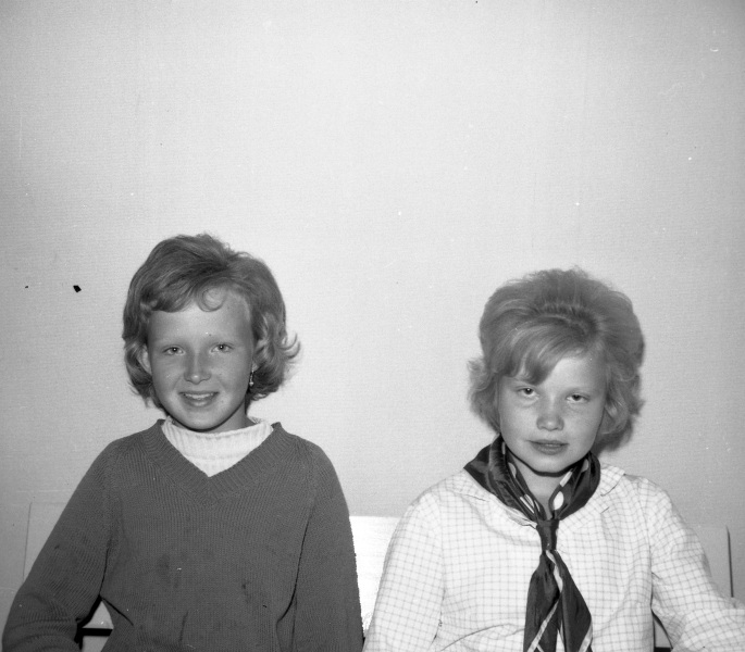 Kristina och Åsa