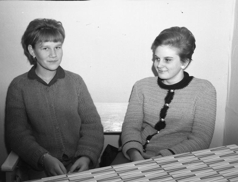 Lisbeth och Sonja