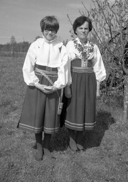 Anette och Ruth