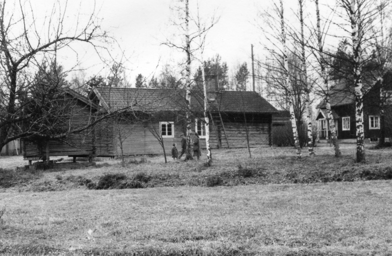 Bond Jöns stuga i Häradsarvet