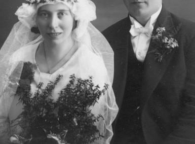 Bröllop 1930