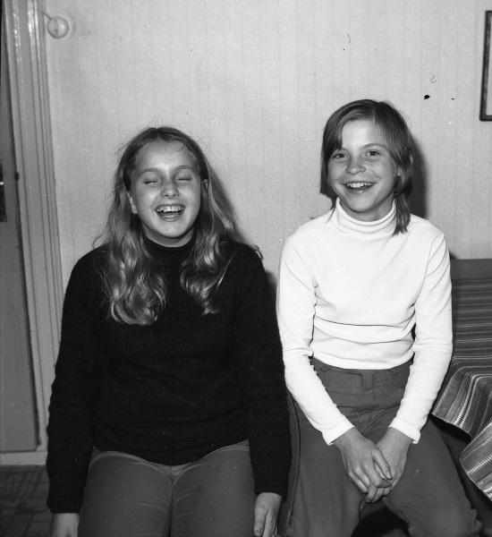 Lena och Birgit