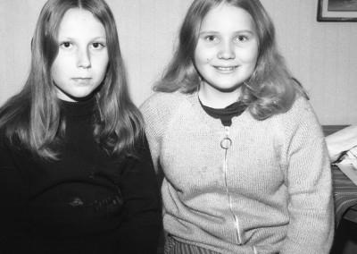 Berit och Karin
