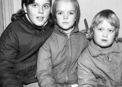 Annelis, Inger och Marianne