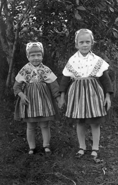 Linnéa och Ruth
