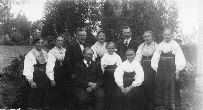 Familjen Dunder Olof Olsson