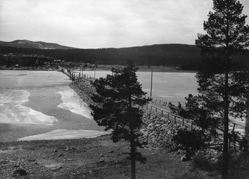Bron mellan Sollerön och Gesunda