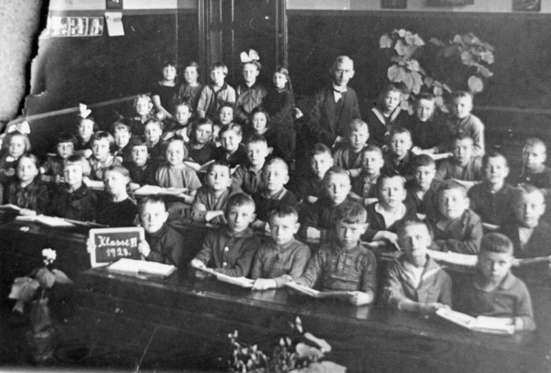 Skolklass 1928