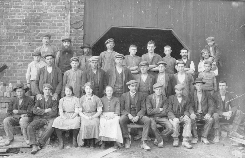 Gruppfoto 1912