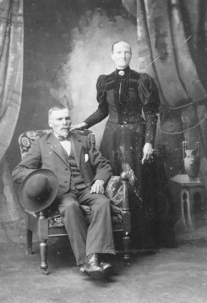 Stunis Nils och Bråmå Karin