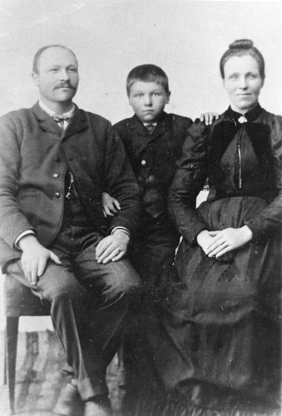Familjen Larsson