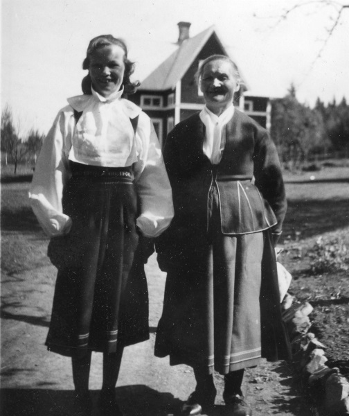 Inga-Lisa och Maria