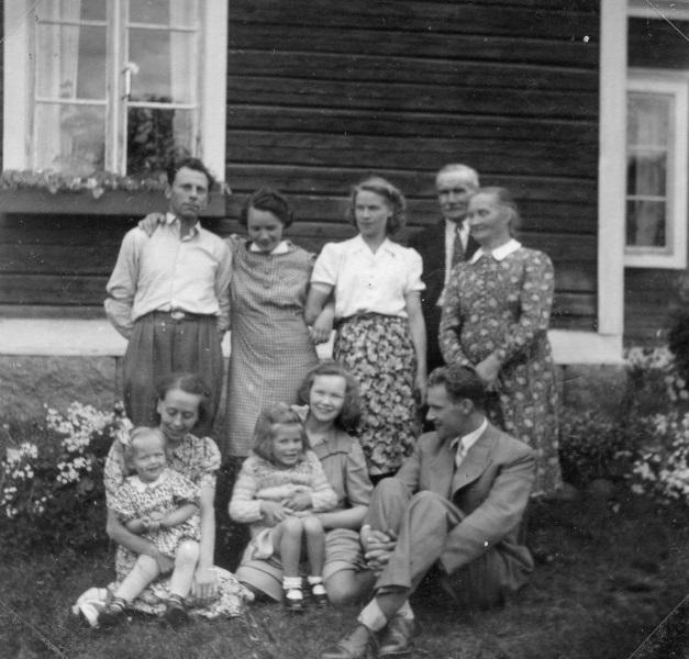 Familjen Karlsson Gesunda