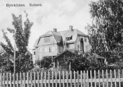 Björkliden Sollerön