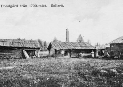 Bondgård på Sollerön
