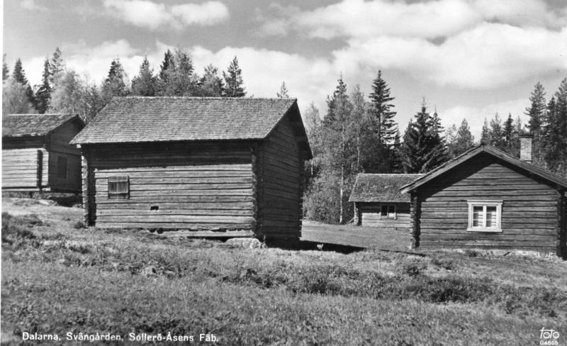 Svängården, Sollerö-Åsen
