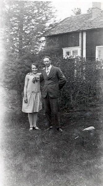 Karin och Alfred
