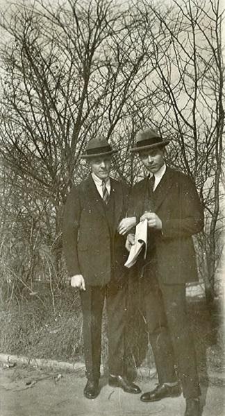 Johan och Axel