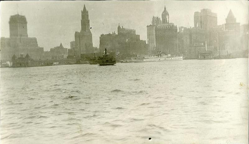 New York 1923