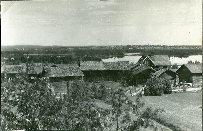 Utsikt från Kulergard