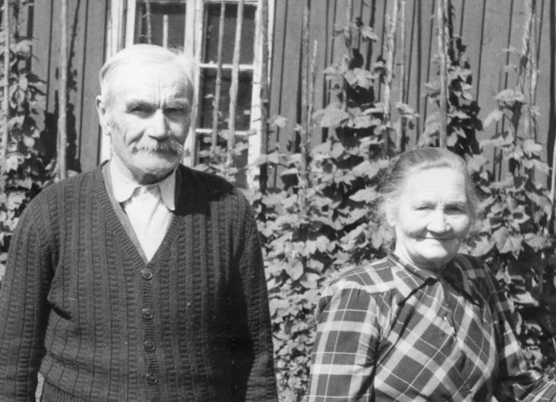 Erik Albert och Maria