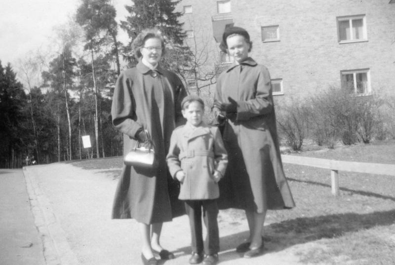 Berit, Bengt och Inga-Lisa