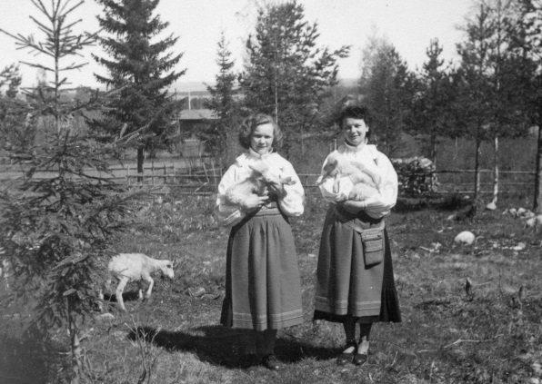 Inga-Lisa och Margit