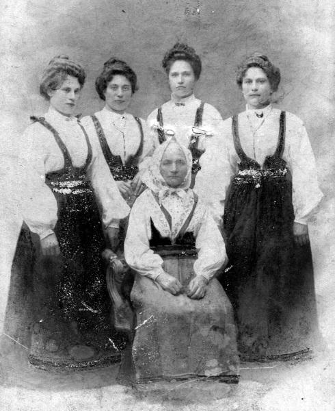 Familjen Ström