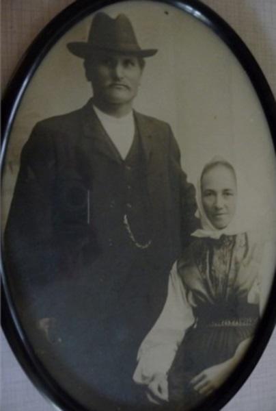 Anders och Karin Blixt
