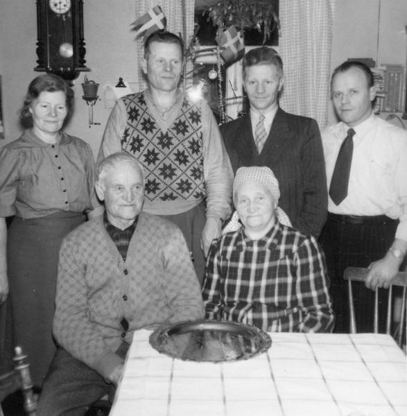 Familjen Håll Anders Larsson