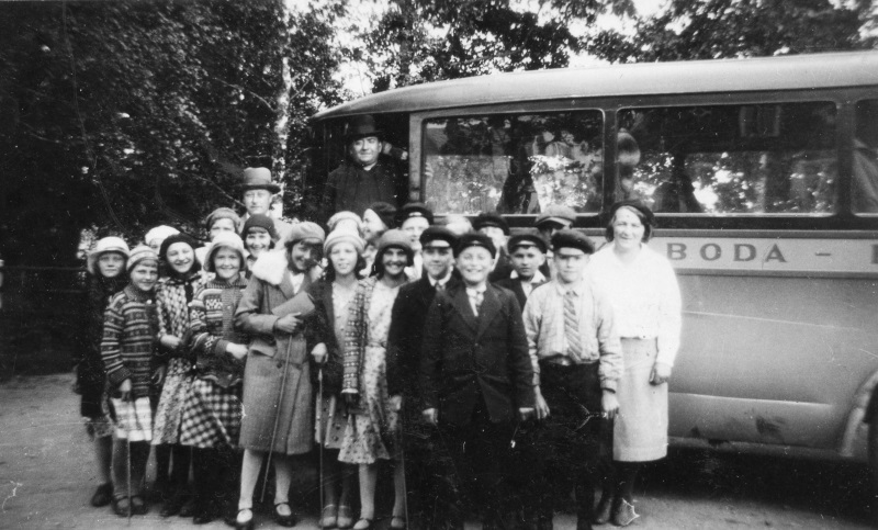 Skolresa 1931