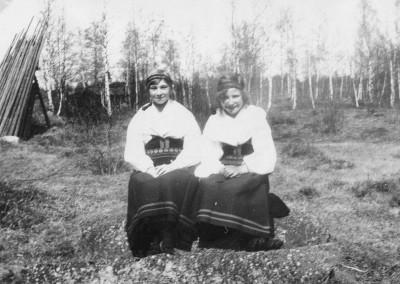 Anna och Frida