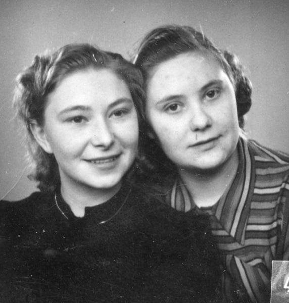 Anna och Karin