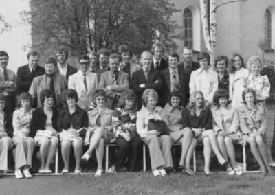 Konfirmationsträff för födda 1944