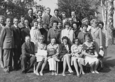 Konfirmationsträff födda 1922